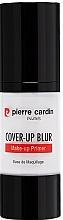 Parfumuri și produse cosmetice Primer pentru față - Pierre Cardin Primer Cover-up Blur