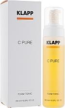 Parfumuri și produse cosmetice Tonic pentru față - Klapp C Pure Tonic