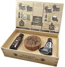 Parfumuri și produse cosmetice Set - Dear Barber Style & Go Mattifier Kit (shmp/50ml + con/50ml + paste/100ml)