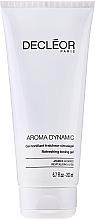 Parfumuri și produse cosmetice Gel revigorant pentru picioare - Decleor Pro Aroma Dynamic Refreshing Toning Gel