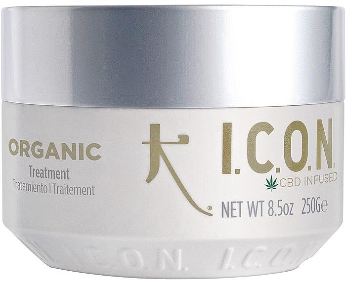 Mască organică pentru păr - I.C.O.N. Organic Treatment — Imagine N1