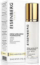 Parfumuri și produse cosmetice Cremă de față - Jose Eisenberg Nourishing Ultra-Rich Cream