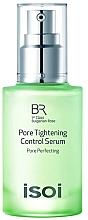 Parfumuri și produse cosmetice Ser facial - Isoi Bulgarian Rose Pore Tightening Control Serum