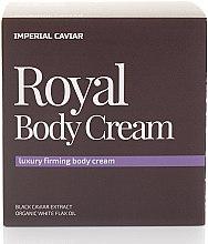 Parfumuri și produse cosmetice Cremă de corp - Natura Siberica Fresh Spa Imperial Caviar Royal Body Cream