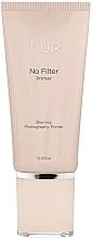 Parfumuri și produse cosmetice Primer pentru față, tub - Pur No Filter Blurring Photography Primer