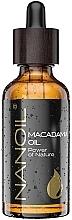 Духи, Парфюмерия, косметика Масло макадамии - Nanoil Body Face and Hair Macadamia Oil