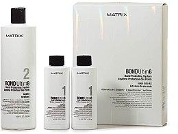 Parfumuri și produse cosmetice Set - Matrix Bond Ultim8 Salon Intro Kit (Amplifier/2x125ml + Sealer/500ml)