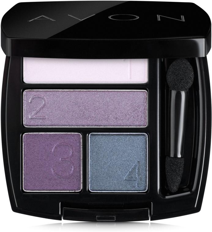 Fard de ochi în patru culori - Avon True Color Eyeshadow Quad