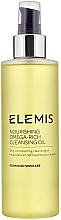Parfumuri și produse cosmetice Ulei hidrofil pentru față - Elemis Nourishing Omega-Rich Cleansing Oil