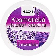 Parfumuri și produse cosmetice Vaselină cosmetică - Bione Cosmetics Lavender Cosmetic Vaseline