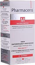 Духи, Парфюмерия, косметика Крем предотвращающий растяжки - Pharmaceris M Foliacti Stretch Mark Prevention Cream