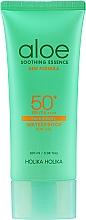 Parfumuri și produse cosmetice Gel cu protecție solară pentru față - Holika Holika Aloe Waterproof Sun Gel