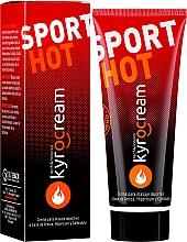 Parfumuri și produse cosmetice Cremă antiinflamatoare pentru corp - Melvita Kyrocream Sport Hot Cream