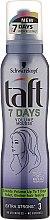 Parfumuri și produse cosmetice Spumă pentru coafat - Schwarzkopf Taft 7 Days Volume Mousse