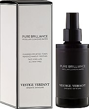 Духи, Парфюмерия, косметика Apă micelară - Vestige Verdant Pure Brilliance Micellar Cleansing Water
