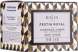 Parfumuri și produse cosmetice Scrub pentru corp - Baija Festin Royal Body Scrub