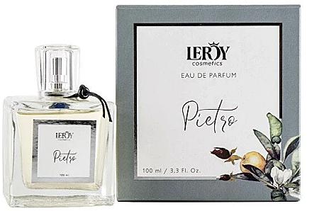 Leroy Cosmetics Pietro - Apă de parfum  — Imagine N1
