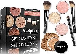 Parfumuri și produse cosmetice Trusă de start pentru machiaj - Bellapierre Get Started Kit Fair