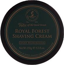 Parfumuri și produse cosmetice Cremă de ras - Taylor of Old Bond Street Royal Forest