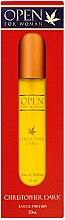 Parfumuri și produse cosmetice Christopher Dark Open - Apă de parfum (mini)