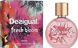 Desigual Fresh Bloom - Туалетная вода — фото N2