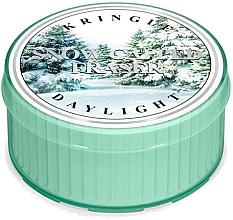 Parfumuri și produse cosmetice Lumânare aromată - Kringle Candle Snow Capped Fraser Daylight