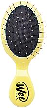 Parfumuri și produse cosmetice Perie de păr, galbenă - Wet Brush Mini Squirt Classic