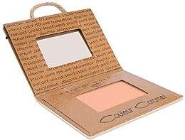 Parfumuri și produse cosmetice Светоотражающая компактная пудра - Couleur Caramel Sun Powder