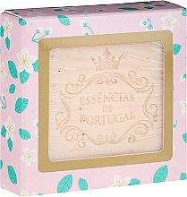 "Parfumuri și produse cosmetice Săpun-scrub ""Iasomie"" - Essencias De Portugal Jasmine With Rosehip Scrub Aromatic Soap"