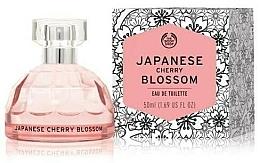 Parfumuri și produse cosmetice The Body Shop Japanese Cherry Blossom - Apă de toaletă