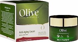 Parfumuri și produse cosmetice Cremă anti-îmbătrânire pentru toate tipurile de ten - Frulatte Olive Anti-Aging Cream
