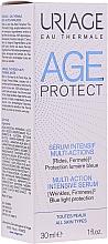 Parfumuri și produse cosmetice Ser antirid pentru față - Uriage Age Protect Multi-Action Intensive Serum