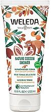 Parfumuri și produse cosmetice Cremă de duș - Weleda Nature Cocoon Shower