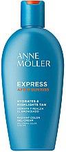 Parfumuri și produse cosmetice Gel după plajă pentru corp - Anne Moller Express After Sun Kiss
