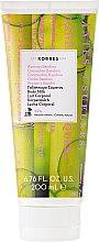 Parfumuri și produse cosmetice Lapte de corp - Korres Cucumber Bamboo Body Milk