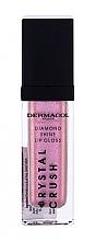 Parfumuri și produse cosmetice Luciu de buze - Dermacol Crystal Crush Diamond Shine Lip Gloss