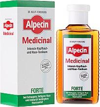 Parfumuri și produse cosmetice Loțiune tonică intensivă pentru scalp sensibil - Alpecin Medical Forte