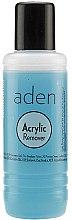 Parfumuri și produse cosmetice Soluție pentru înlăturarea gel-lacului - Aden Cosmetics Acrylic Remover