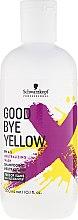 Parfumuri și produse cosmetice Șampon fără sulfați cu efect anti-îngălbenire - Schwarzkopf Professional Goodbye Yellow Neutralizing Shampoo