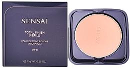 Parfumuri și produse cosmetice Pudră de față - Total Finish Powder Foundation Refill(rezervă)