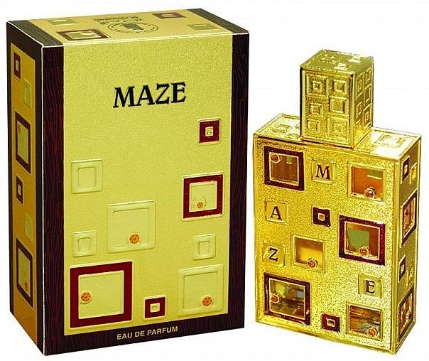 Al Haramain Maze - Apă de parfum