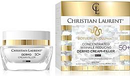 Parfumuri și produse cosmetice Концентрированный крем-филлер для уменьшения морщин 50+ - Christian Laurent Botulin Revolution Concentrated Dermo Cream-Filler 50+