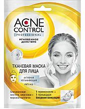 Parfumuri și produse cosmetice Mască hidratantă pentru față - Fito Kosmetic Acne Control Professional