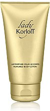 Parfumuri și produse cosmetice Korloff Paris Lady Korloff - Loțiune de corp