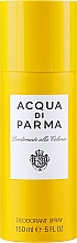 Parfumuri și produse cosmetice Acqua di Parma Colonia - Deodorant spray