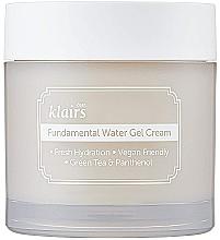 Parfumuri și produse cosmetice Gel antioxidant pentru față - Klairs Fundamental Watery Gel Cream