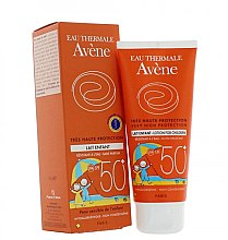 Loțiune protecție solară, pentru copii - Avene Lotion for Children UVA SPF50+ — Imagine N1