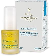 Parfumuri și produse cosmetice Ulei revitalizant hidratant de față - Aromatherapy Associates Hydrating Revitalising Face Oil