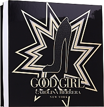 Parfumuri și produse cosmetice Carolina Herrera Good Girl - Set (edp/80ml + b/lot/100ml)