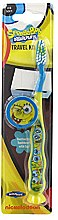Parfumuri și produse cosmetice Periuță de dinți pentru copii - VitalCare Sponge Bob Toothbrush
